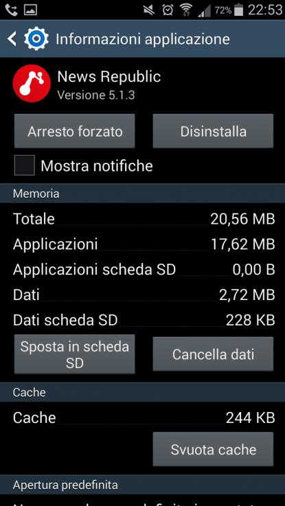 app deflaggata