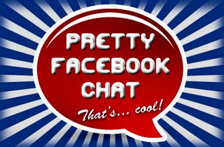 Pretty Facebook Chat per Chrome, chattare su Facebook non è mai stato più agevole