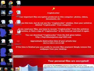 Cryptolocker è tornato, avviso Polizia Postale, come difendersi Per la verità non se n'era mai andato. Qualche consiglio su come si può contrastare questo pericoloso Ransomware