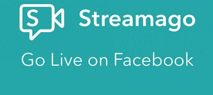 Diretta streaming su Facebook con Streamago Basta scaricare l'applicazione sul vostro pc o sul vostro smartphone