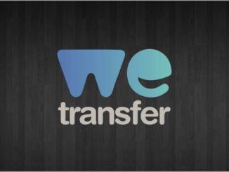 Wetransfer, inviare file di grandi dimensioni da smartphone