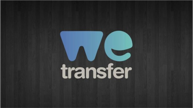 SCARICARE FILE WETRANSFER SU ANDROID