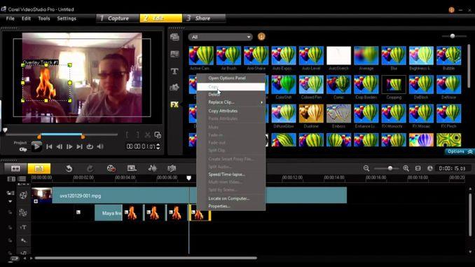 Come sonorizzare e montare servizio di news con Audacity e Corel Video