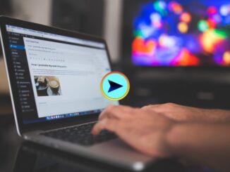 Pubblicare articolo, con video, su wordpress tema MH-Magazine, regole Seo