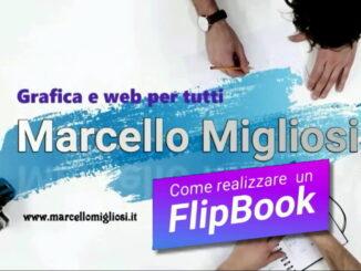 Come realizzare un flipbook con fogli pdf, il video tutorial, tutto online